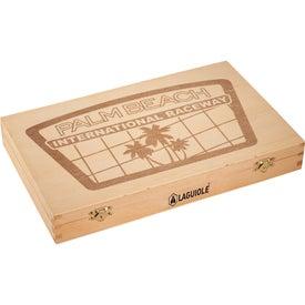 Laguiole Cutting Board Set for Your Organization