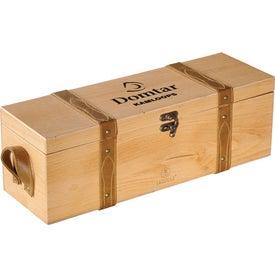 Logo Laguiole Wine And Keepsake Box