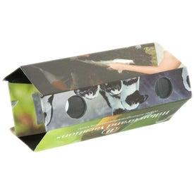 Laminated Paper Binoculars for Your Organization