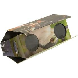 Laminated Paper Binoculars