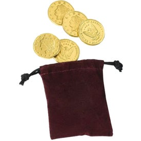 Lancelot Velour Pouch for Your Church