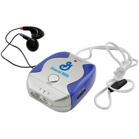 Customized Lanyard Style FM Scanner Radio