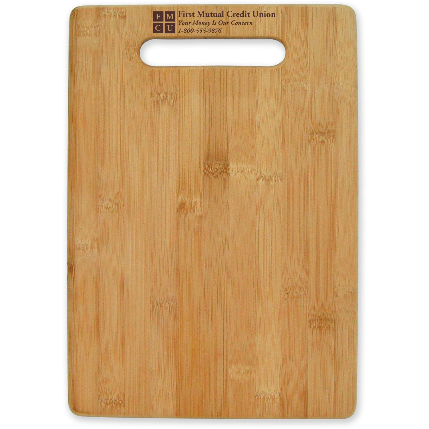 large bamboo cutting board trade show giveaways ea. Black Bedroom Furniture Sets. Home Design Ideas