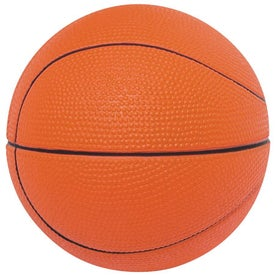 Large Basketball Printed with Your Logo