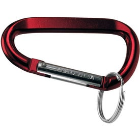 Large Carabiner for Your Company