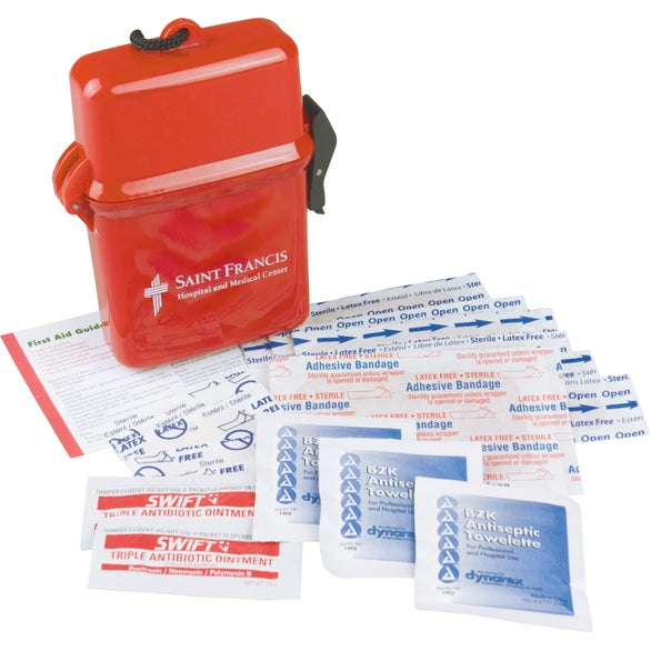 Large Neck Tote First Aid Kit