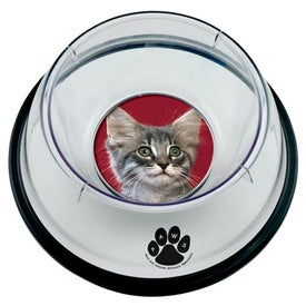 Large Picture Pet Bowl