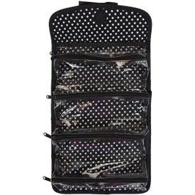 Custom Large Polka Dot Accessories Box