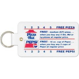 Large Punchable Key Tag