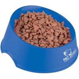 """Larger Dog Bowl 9"""" for Marketing"""