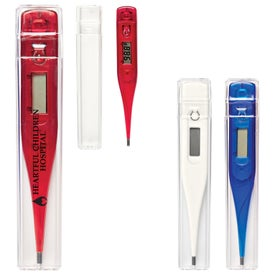 LCD Thermometer