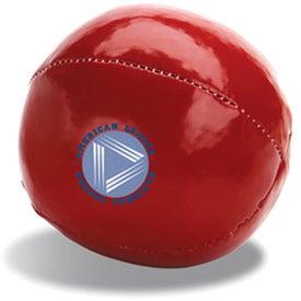 Leatherette Balls for Advertising