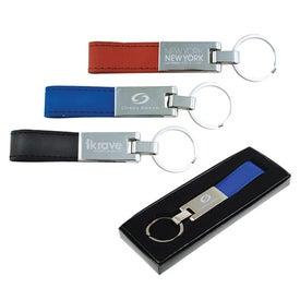 Leatherette Key Strap