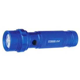 Custom LED Aluminum Flashlight