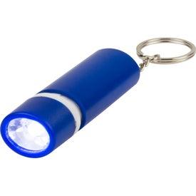 LED Flashlight Keychains for Customization