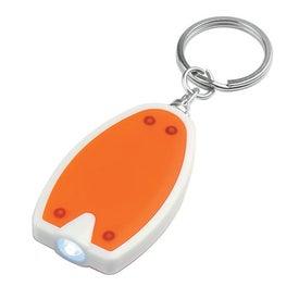 Plastic LED Key Chain for Customization