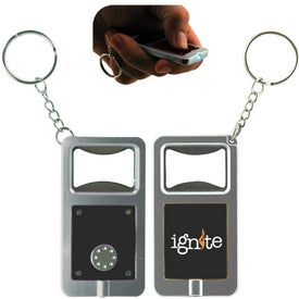 LED Keytag w/Bottle Opener for Your Church