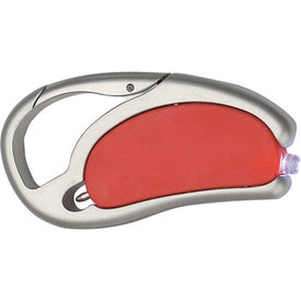 LED Light With Pen And Carabiner for your School