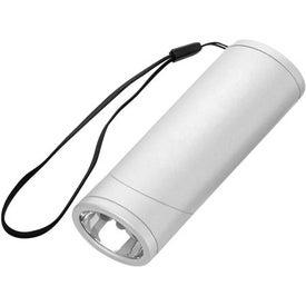 Company LED Rotating Flashlight