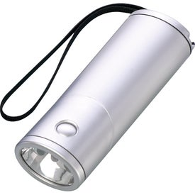 Monogrammed LED Rotating Flashlight