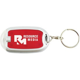 LED Torch Key Light Branded with Your Logo