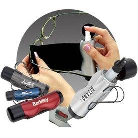 Lens Cleaner Visor Clip for your School