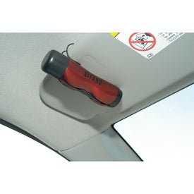 Lens Cleaner Visor Clip for Customization