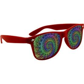Imprinted LensTek Miami Sunglasses
