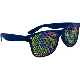 LensTek Miami Sunglasses Printed with Your Logo