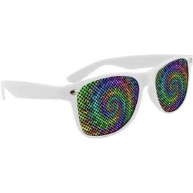 LensTek Miami Sunglasses for Advertising