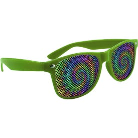 Customized LensTek Miami Sunglasses