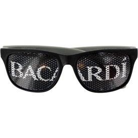 LensTek Sunglasses for Advertising