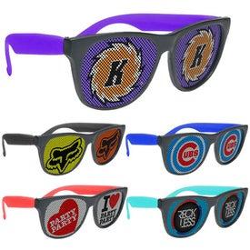 Monogrammed LensTek Sunglasses