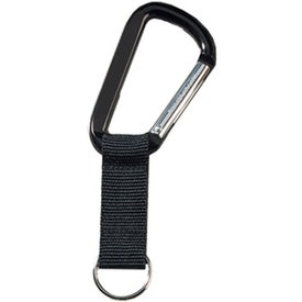 Lewis Carabiner with Compass for Marketing