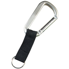 Customized Lewis Carabiner with Compass