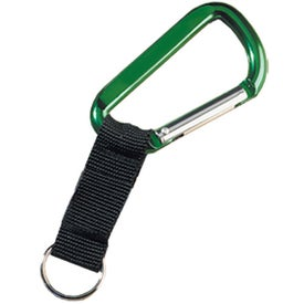 Lewis Carabiner Imprinted with Your Logo