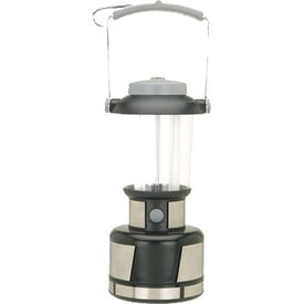 Liberty Camping Safety Rechargeable Lantern Branded with Your Logo