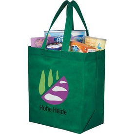 Promotional Liberty Heat Seal Grocery Tote