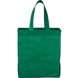 Printed Liberty Heat Seal Grocery Tote