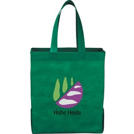 Liberty Heat Seal Grocery Tote for Customization