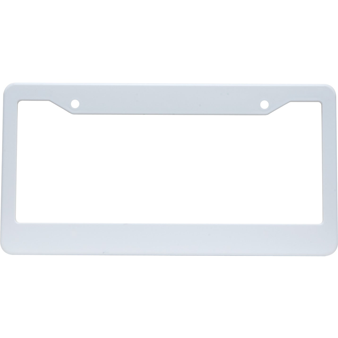 promotional auto license plate frames with custom logo for 059 ea