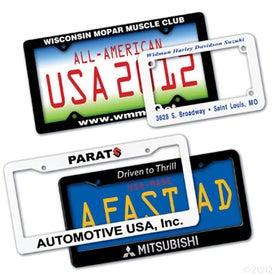 License Plate Frames (Universal)