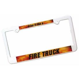 License Plate Frame (2 Holes)