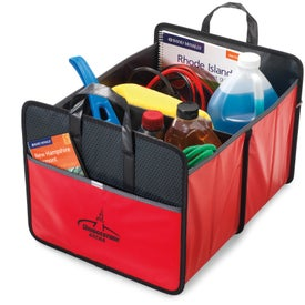 Monogrammed Life in Motion Primary Cargo Box