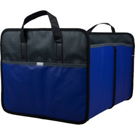 Life in Motion Primary Cargo Box Imprinted with Your Logo