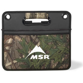 Branded Life in Motion Large Camo Cargo Box