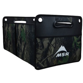 Life in Motion Large Camo Cargo Box for Customization