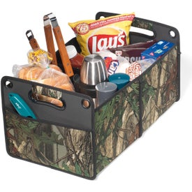 Life in Motion Large Camo Cargo Box for Advertising