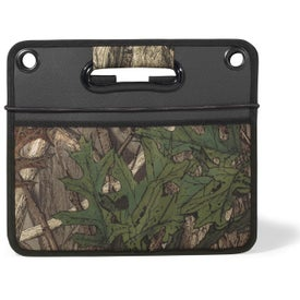 Life in Motion Large Camo Cargo Box for Promotion