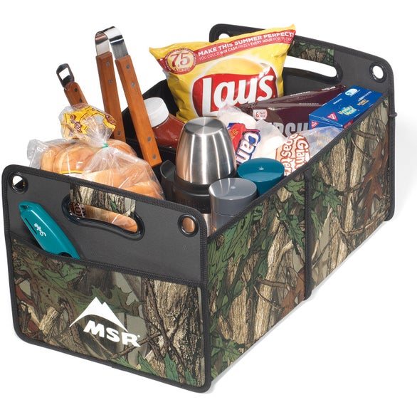 Life in Motion Large Camo Cargo Box